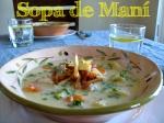 Bolivian Peanut Soup