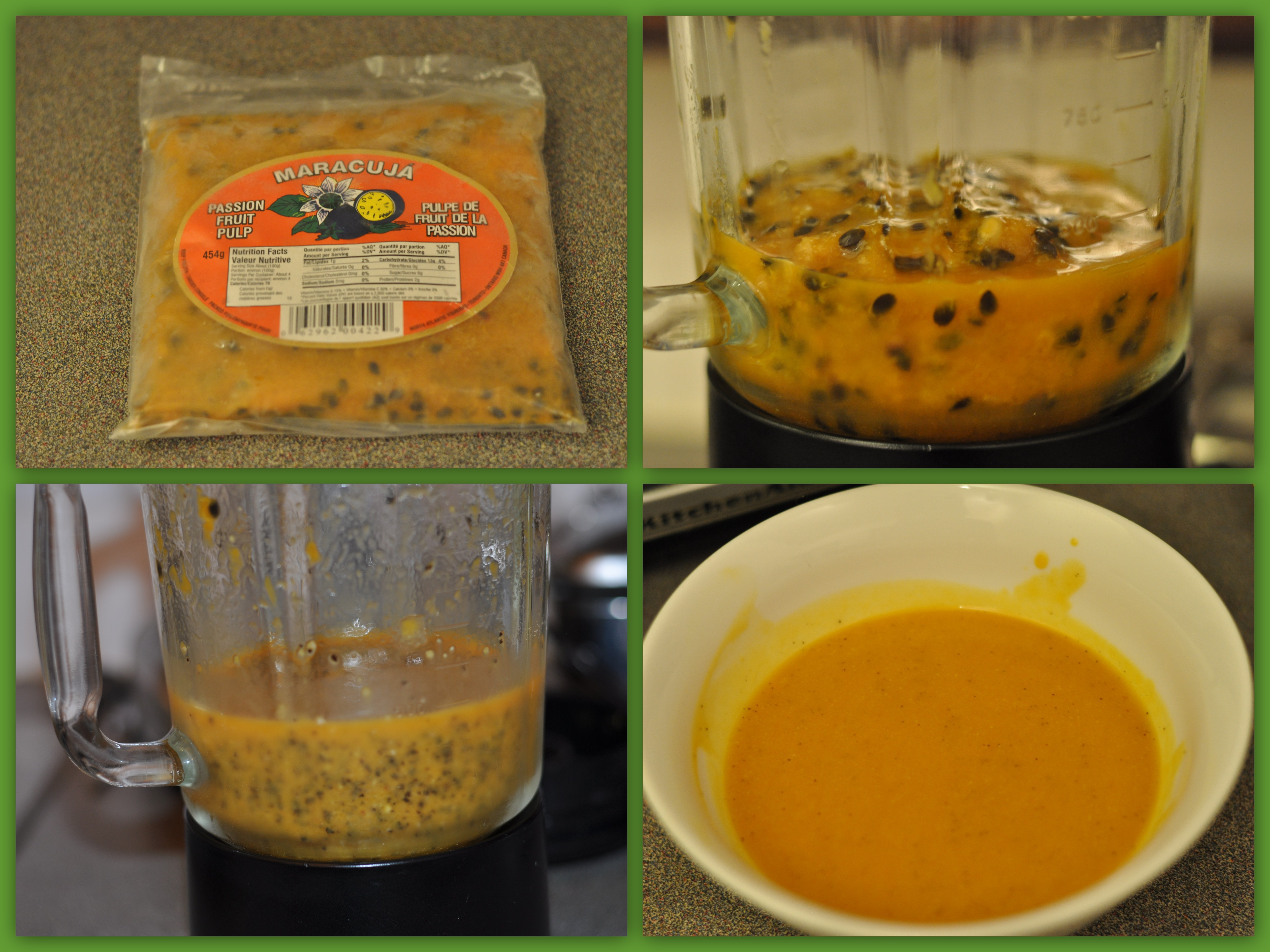 Passion Fruit Puree Whole Foods