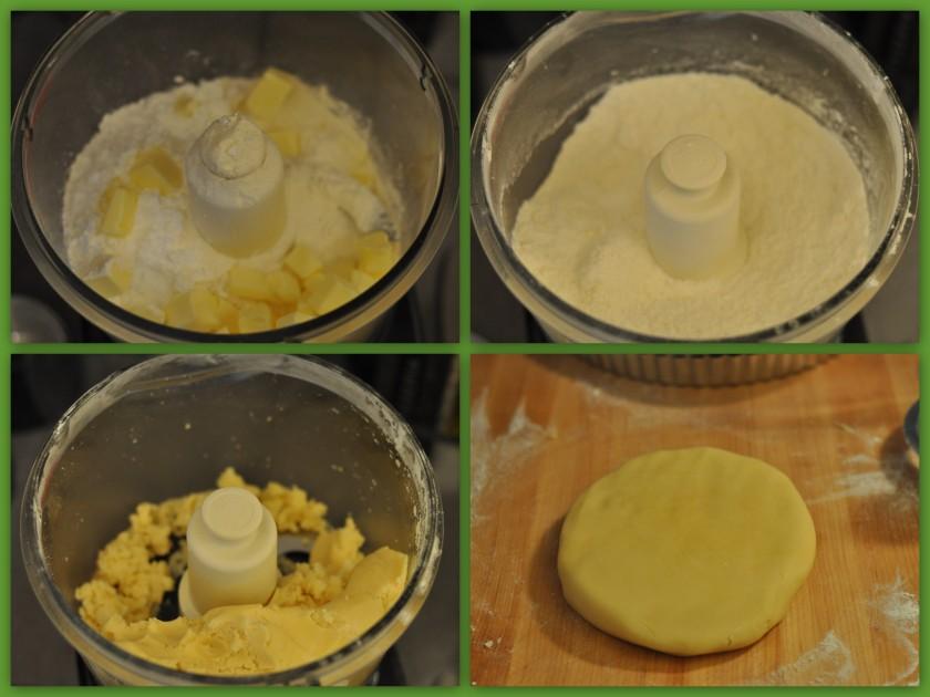 Shortcrust pastry