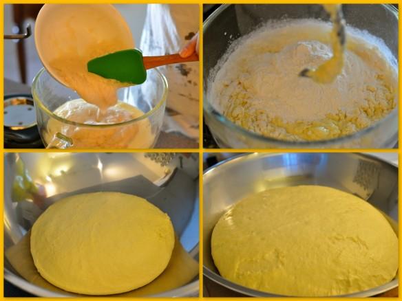 Paska dough