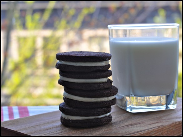 AKA: Homemade Oreos