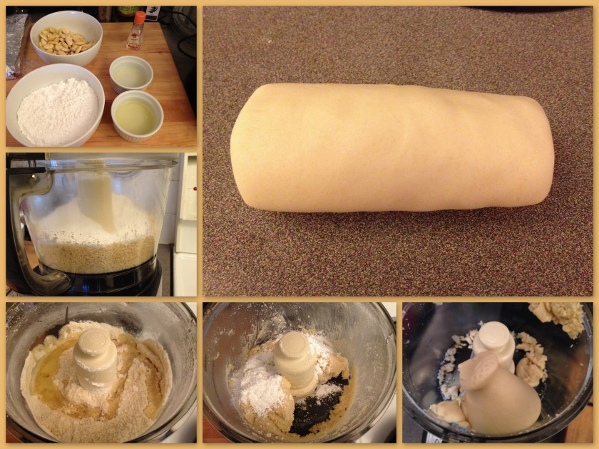 Making Marzipan