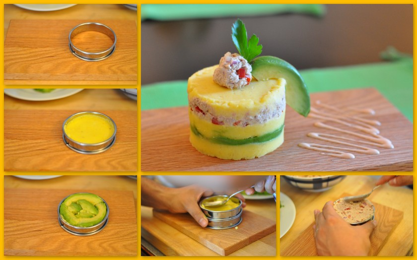Assembling the Causa